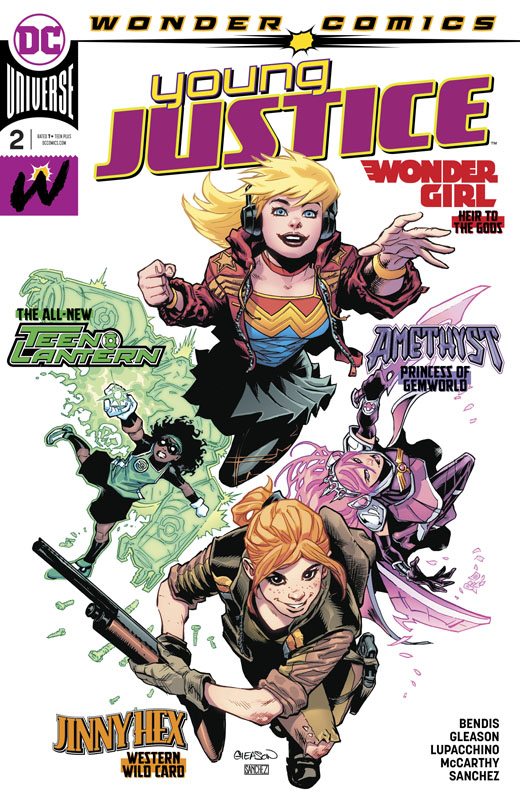 Young Justice Vol.3 #1-3 (2019)