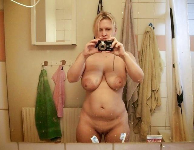 Big boob amateur selfies-5643