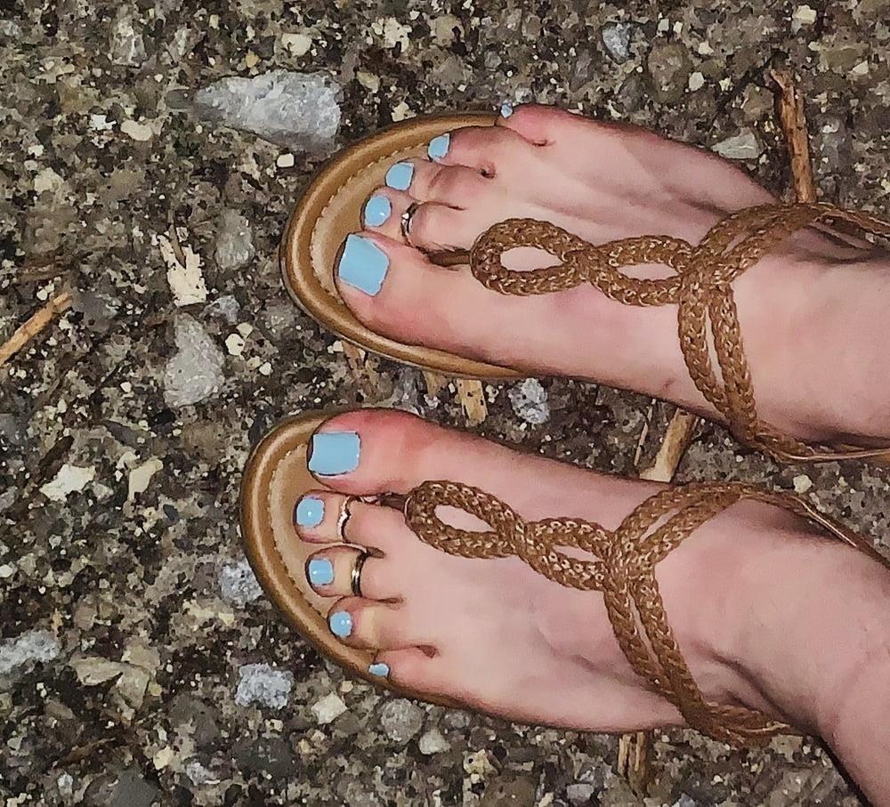 Polish feet slave-8238