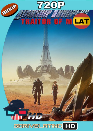 Starship Troopers Traidores De Marte (2017) BRRip 720p Audio Trial Latino-Castellano-Ingles MKV