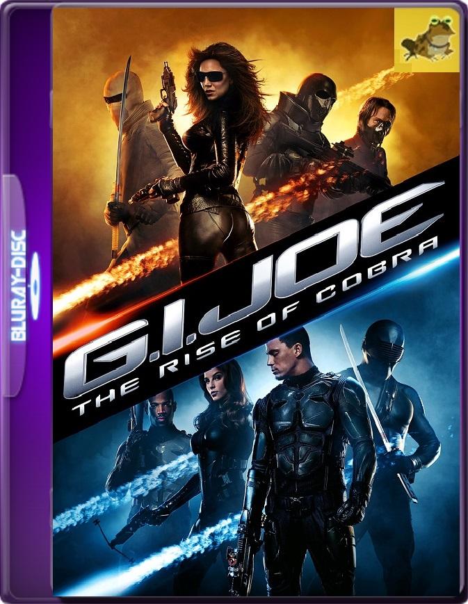 G.I. Joe: El Origen De Cobra (2009) Brrip 1080p (60 FPS) Latino / Inglés