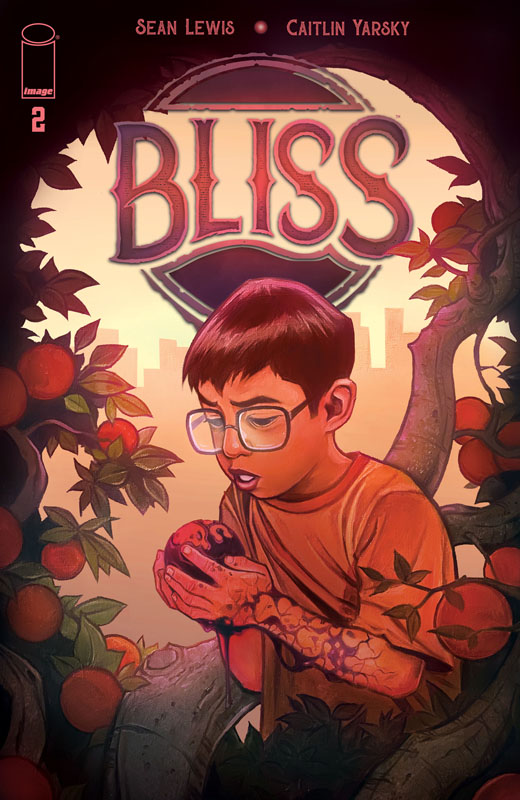 Bliss #1-8 (2020-2021) Complete