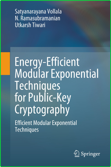 Energy-Efficient Modular Exponential Techniques for Public-Key Cryptography