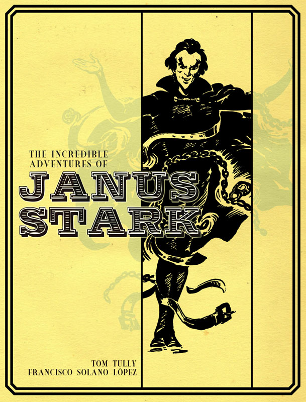 The Incredible Adventures of Janus Stark v01-v02 (2019-2020)