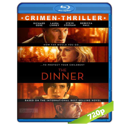 descargar La Cena [m720p][Trial Lat/Cas/Ing][Drama](2017) gratis