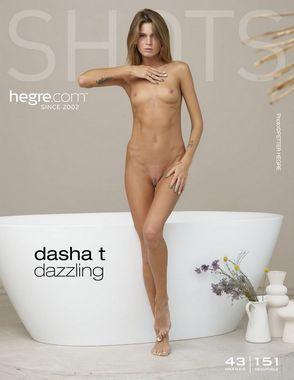 [Hegre.com] 2021.10.14 Dasha T - Dazzling [Glamour] [6720x5040, 43 photos]