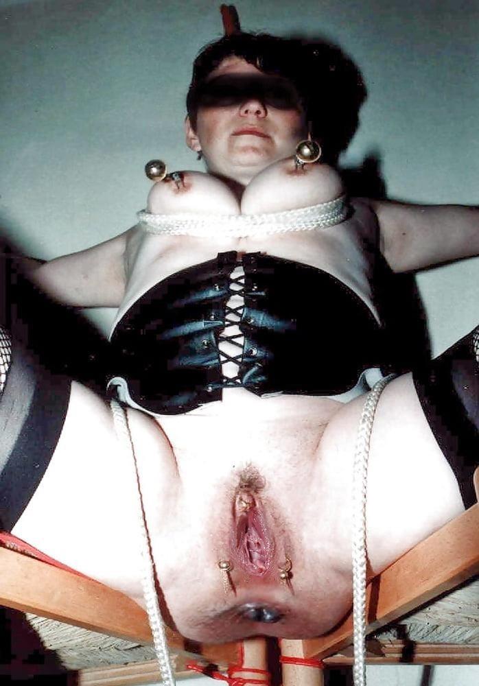 Porn tit bondage-8159