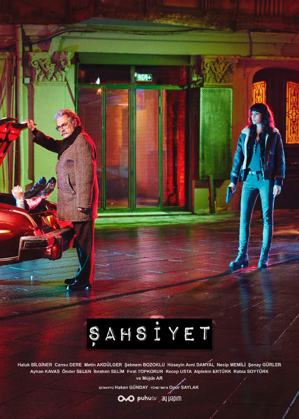 Sahsiyet S01 Turkish 720p WEBRip AAC MSubs