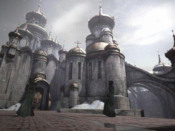 Syberia II Captura 3