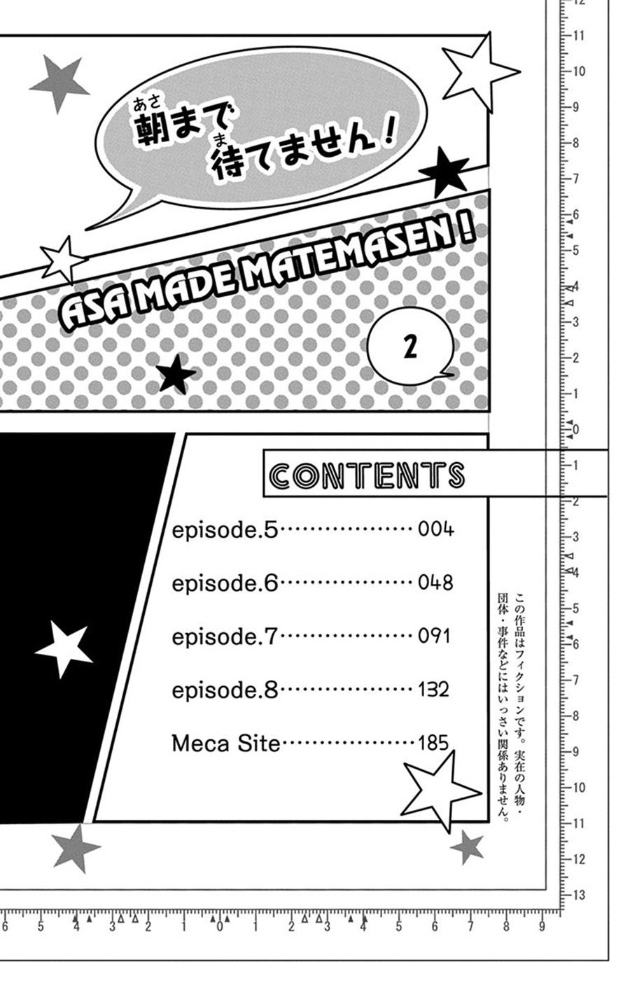 Không thể chờ đến sáng mai được! chap 5 - Trang 6