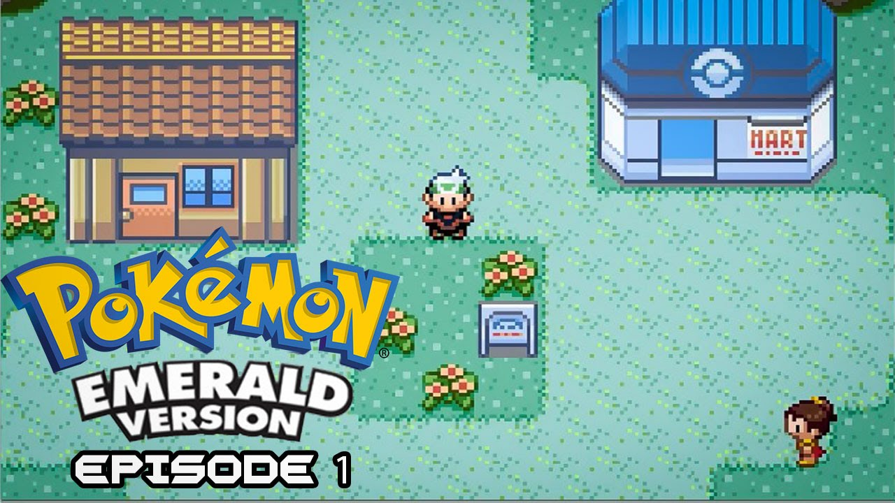 Pokemon Emerald (U)(TrashMan) Retro PC Oyunu Oyna