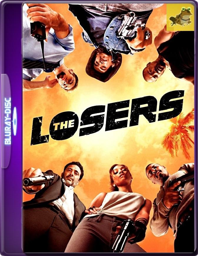 Los Perdedores (OPEN MATTE) (2010) WEB-DL 1080p (60 FPS) Latino / Inglés