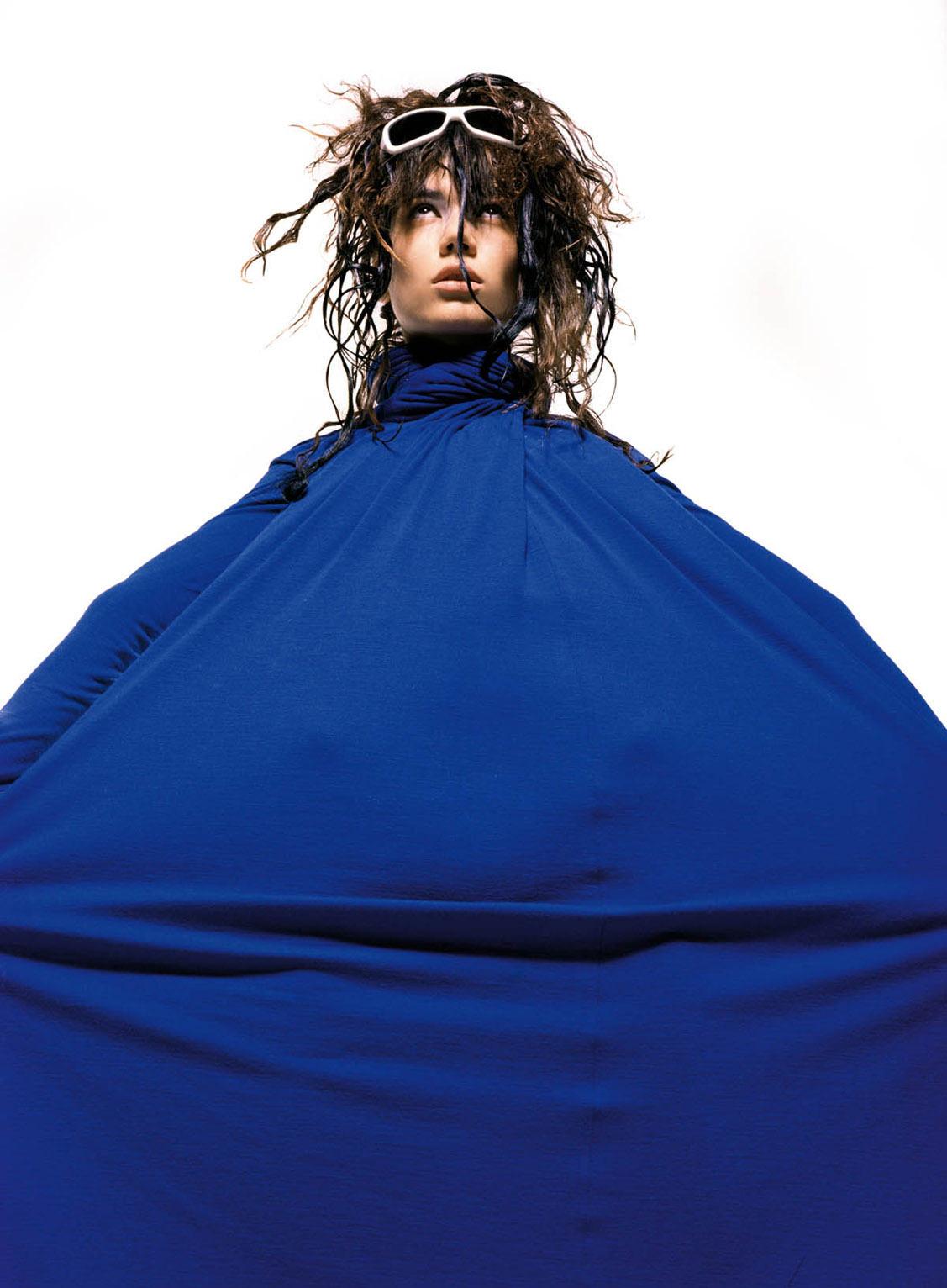 Sheila Marquez by Xevi Muntane / Dazed and Confused UK july 2007