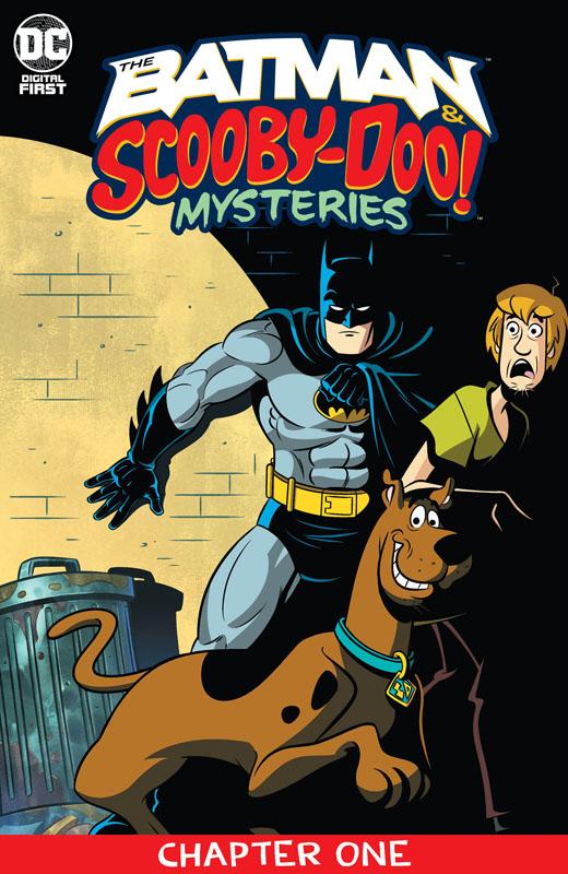 The Batman & Scooby-Doo Mysteries (2021)