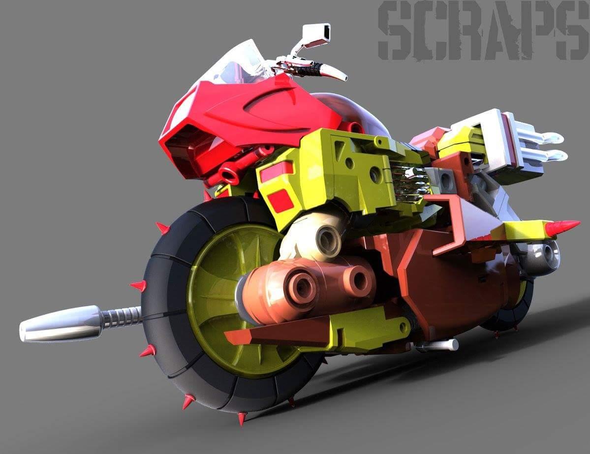 [KFC Toys] Produit Tiers - Jouets Crash Hog (aka Wreck-gar/Ferraille), Dumpyard (aka Junkyard/Décharge) et autres Junkions/Ferrailleurs - Page 2 S2ciL6Sz_o