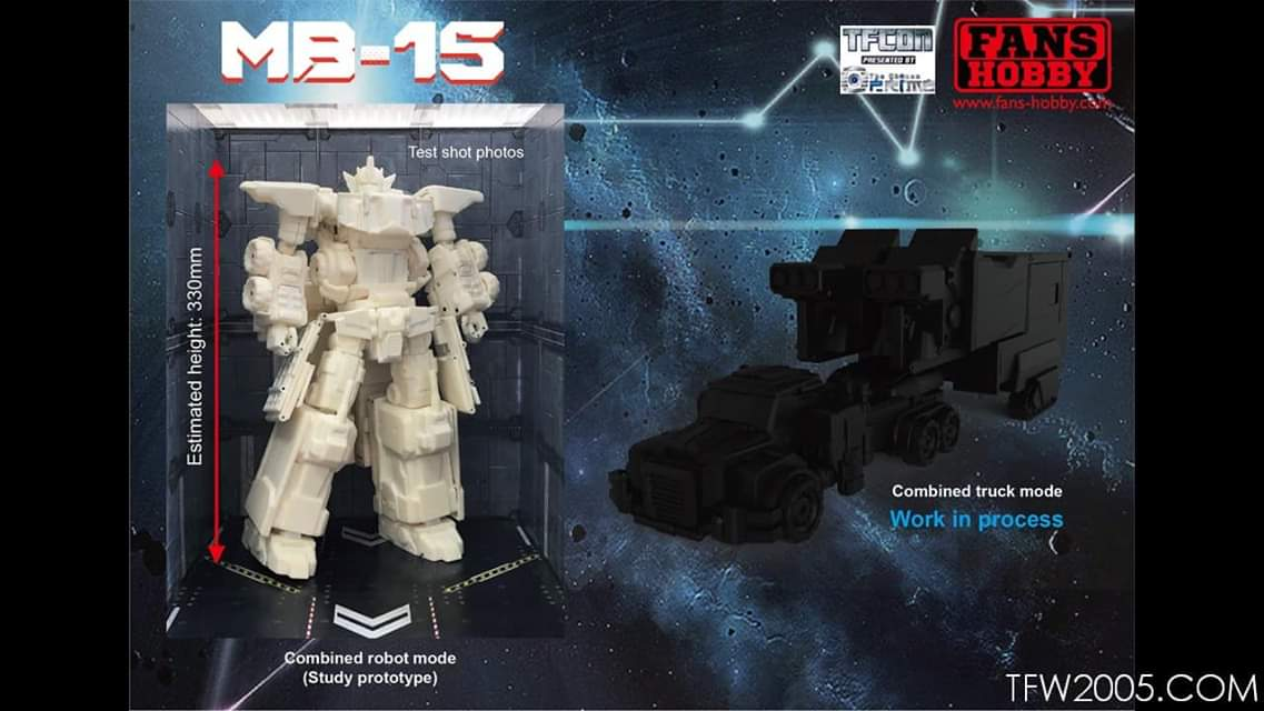 [FansHobby] Produit Tiers - Master Builder MB-15, MB-xx et MB-xx - aka Armada Optimus Prime, Jetfire et Overload A7WqDrfl_o