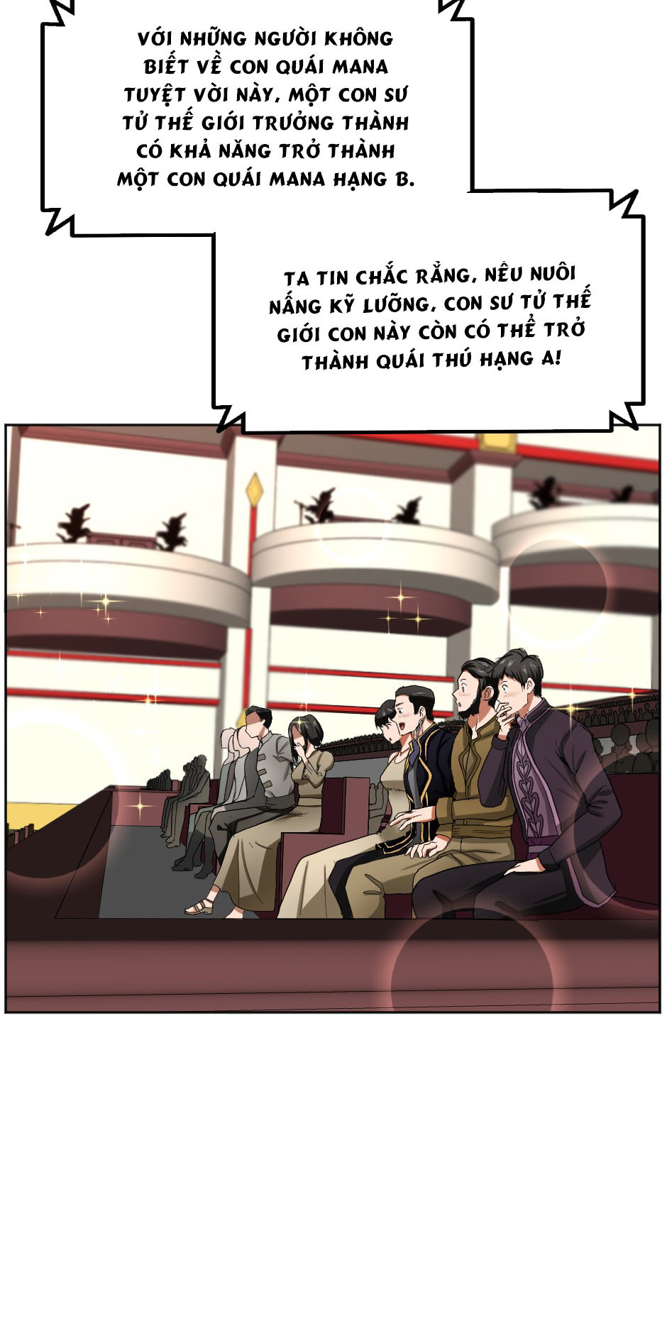 The Beginning After The End chap 42 - Trang 32