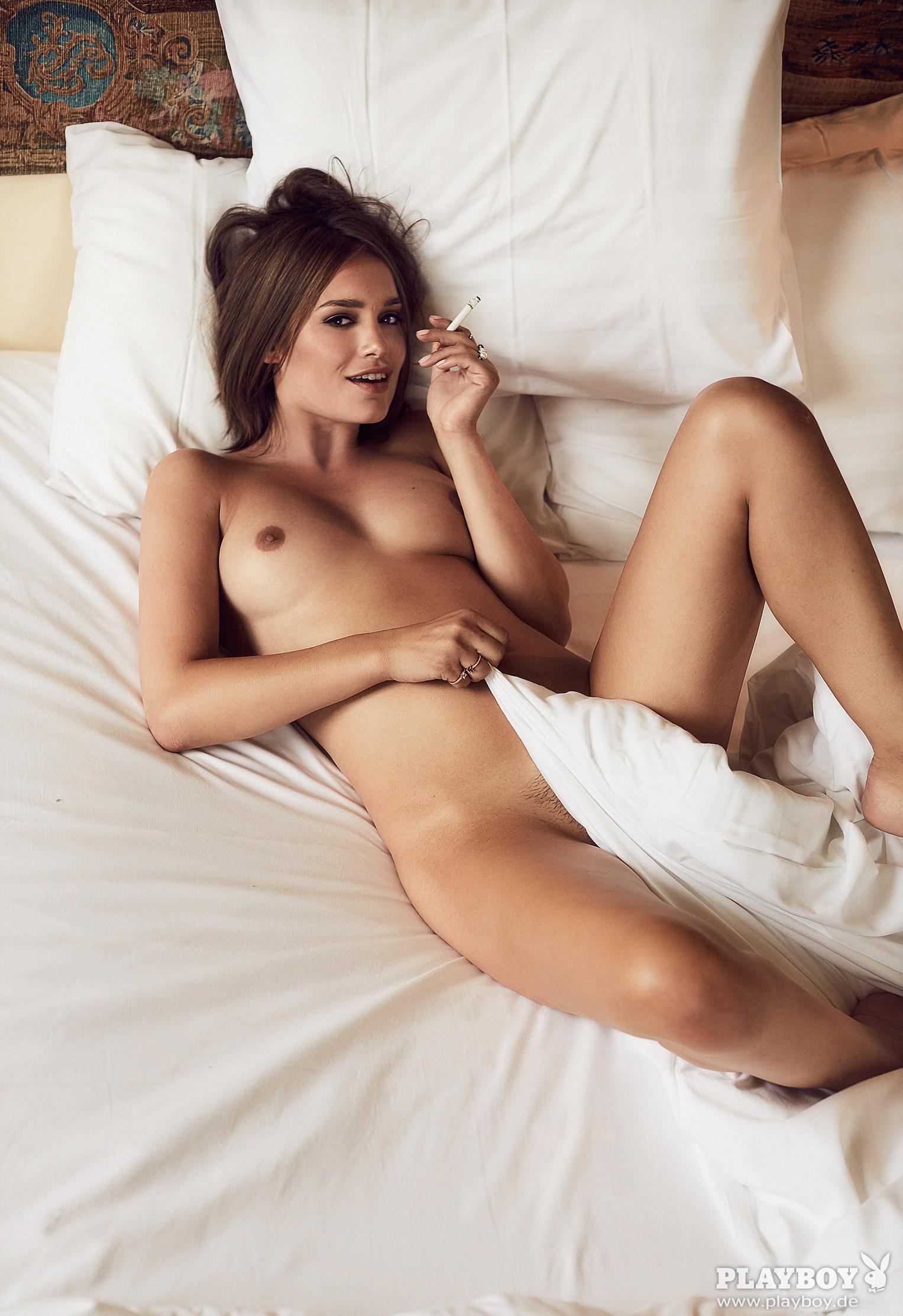 Девушка месяца Сабина Тут / Sabina Toet - Miss Januar 2018 / Playboy Germany