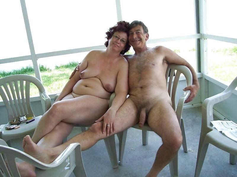 Mature couples copulating-1969