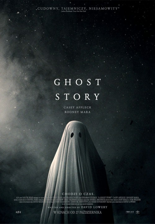 A Ghost Story (2017) PL.BDRip.XviD-KiT / Lektor PL
