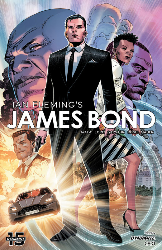 James Bond #1-5 (2019-2020)