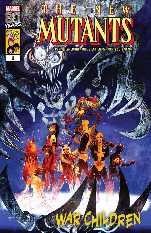 New Mutants - War Children 001 (2019)