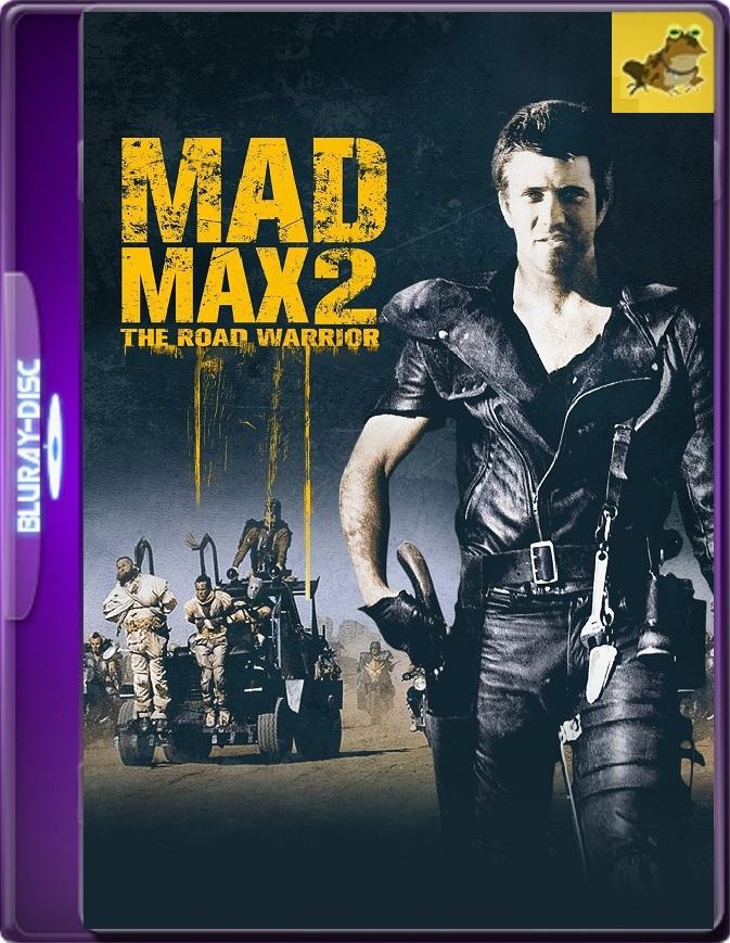 Mad Max 2: Guerrero De La Carretera (1981) Brrip 1080p (60 FPS) Latino / Inglés