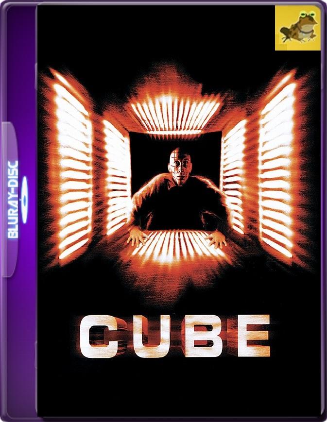 El Cubo (1997) Brrip 1080p (60 FPS) Latino / Inglés