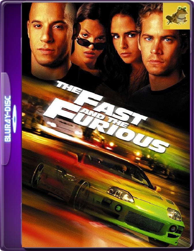 Rápido Y Furioso (2001) Brrip 1080p (60 FPS) Latino / Inglés