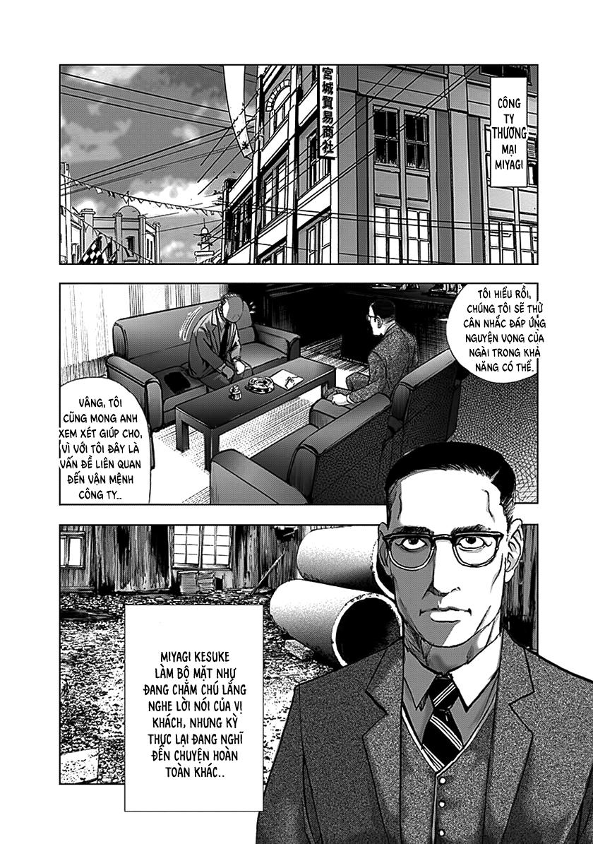 Dị Nhân Quán Chapter 63 - Trang 3