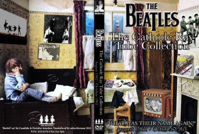 The Beatles - The Cathode Ray Tube Collection (1963) [8x DVD5]