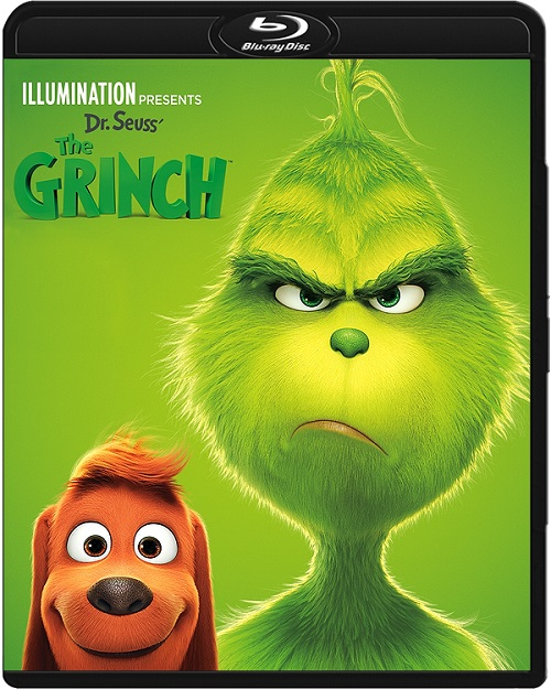 Grinch / The Grinch (2018) MULTi.1080p.BluRay.x264.AC3-DENDA / DUBBING i NAPISY PL
