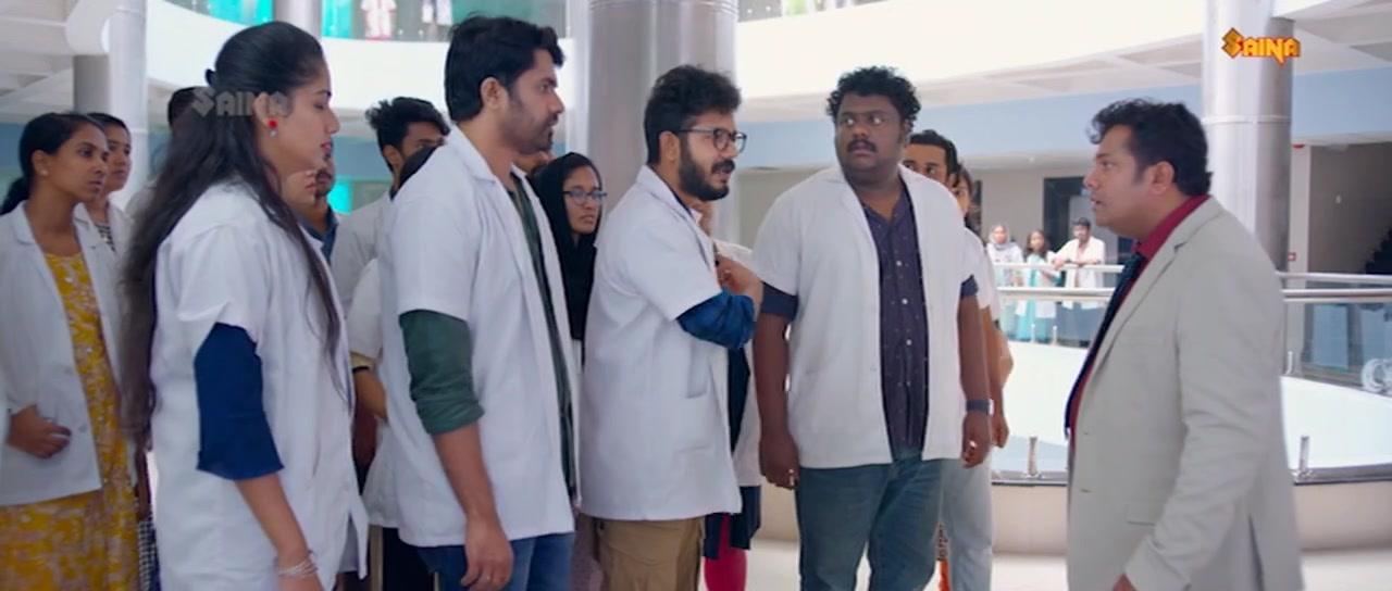 Akashaganga 2 (2019) Malayalam 720p DVDRip x264 DD5 1 ESub-BWT