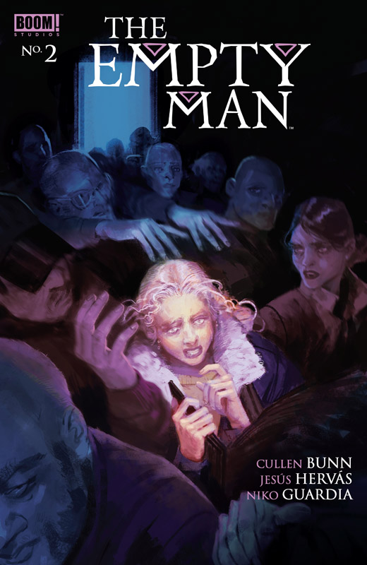 The Empty Man Vol.2 #1-3 (2018-2019)