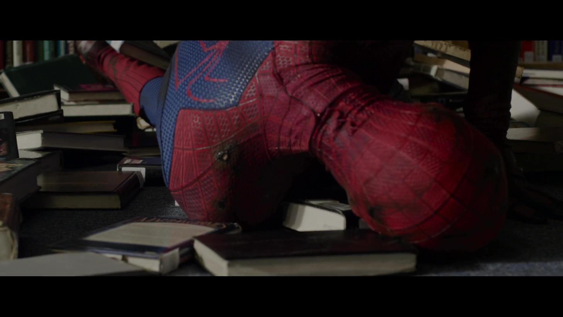 El Sorprendente Hombre Araña 1080p Lat-Cast-Ing 5.1 (2012)