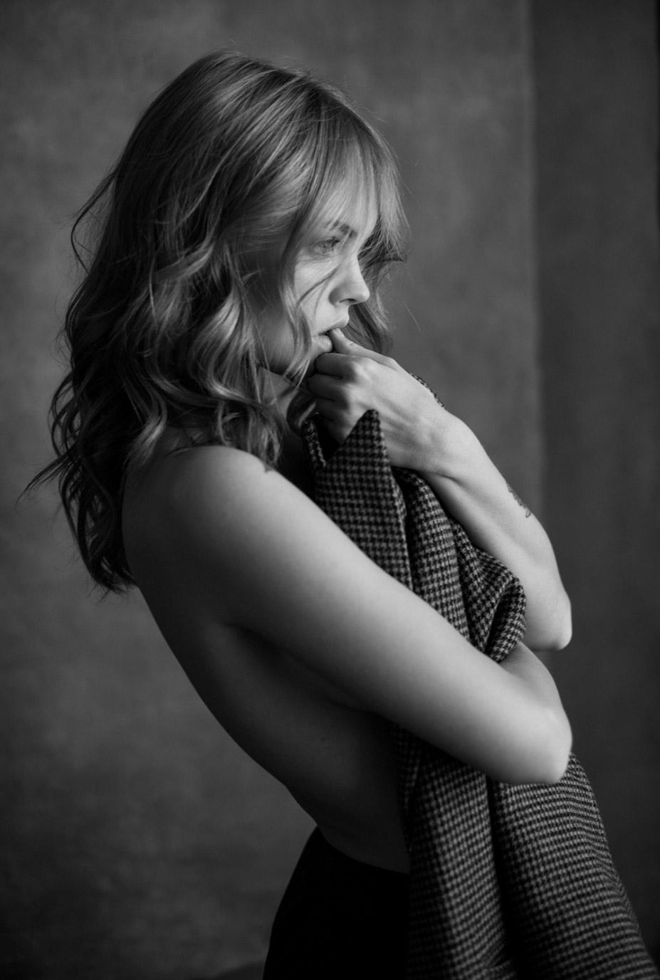 Anastasiya Scheglova by Jorg Steffens