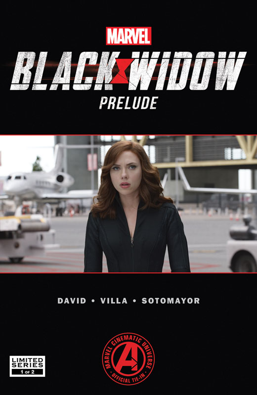 Marvel's Black Widow Prelude #1-2 (2020) Complete