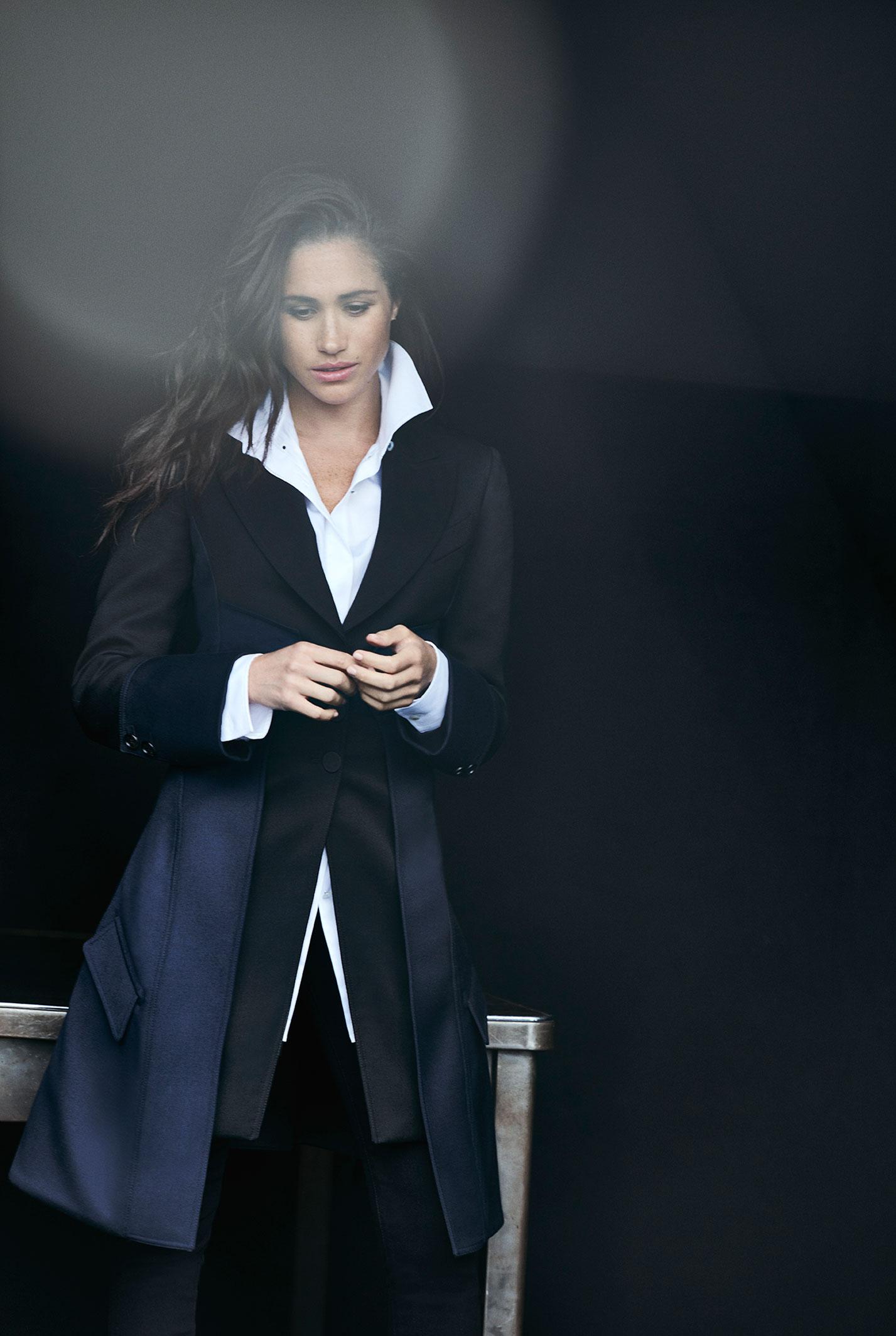 Меган Маркл на страницах журнала Vanity Fair / фото 05