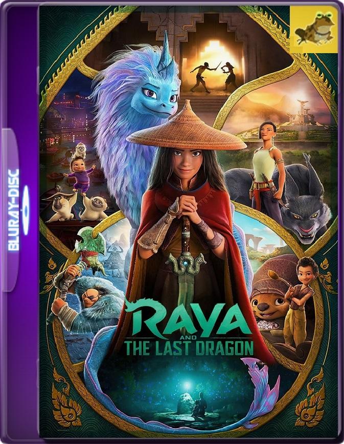 Raya Y El Último Dragón (2021) WEB-DL 1080p (60 FPS) Latino / Inglés