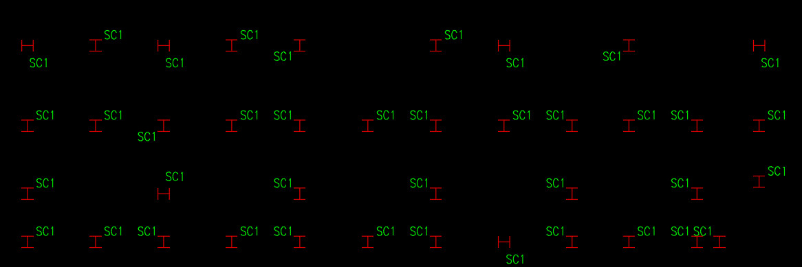 AutoCAD教學 實務測驗題4 SpmaIxEg_o