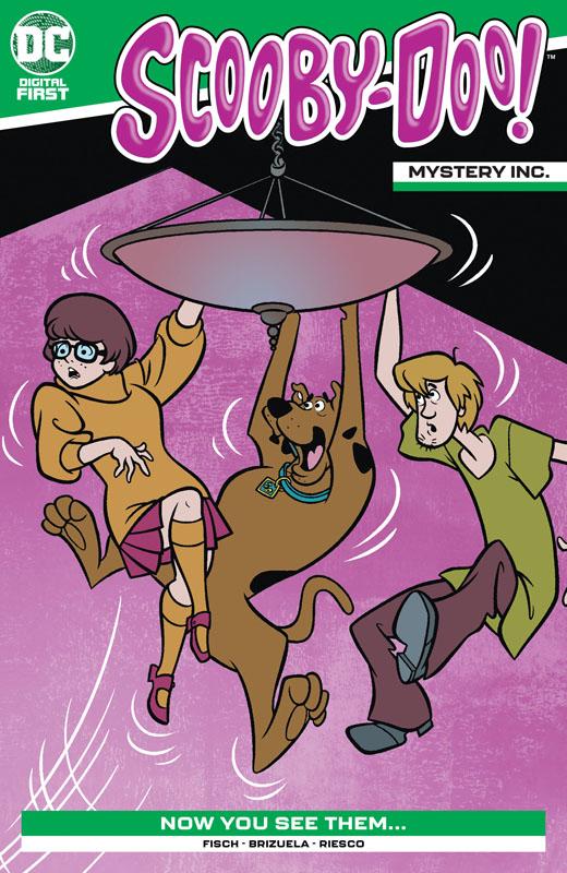 Scooby-Doo - Mystery Inc. #1-3 (2020)