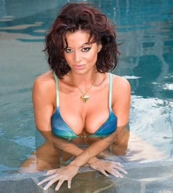 Candice michelle foot fetish-2545