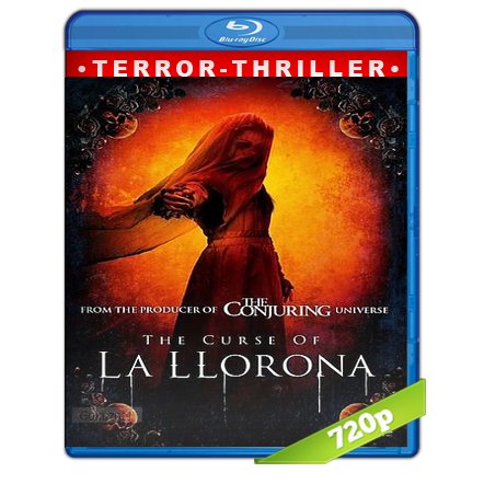 La Maldicion De La Llorona [2019][BD-Rip][720p][Trial Lat-Cas-Ing][Terror]