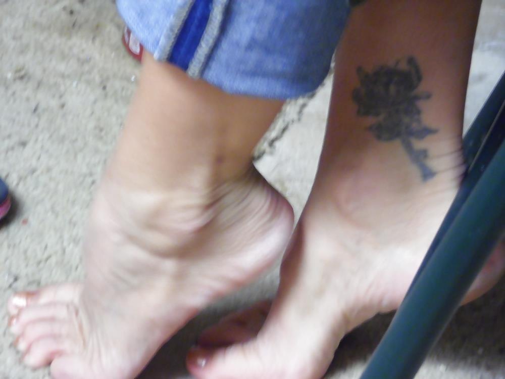 Best foot fetish models-7173