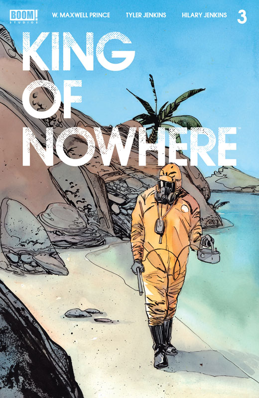 King of Nowhere #1-4 (2020)