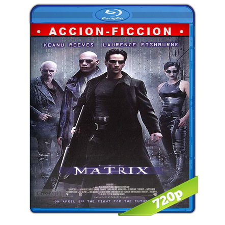 Matrix HD720p Audio Trial Latino-Castellano-Ingles 5.1 1999