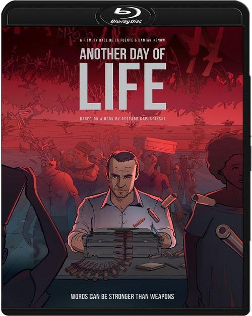 Jeszcze dzień życia / Another Day of Life (2018) PLDUB.720p.BluRay.x264.AC3-DENDA / DUBBING PL