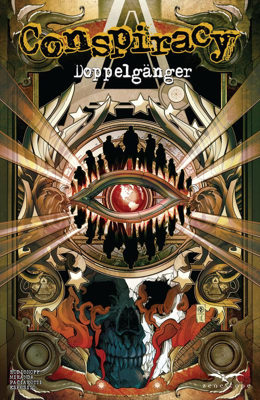 Conspiracy #1-5 (2018-2019)