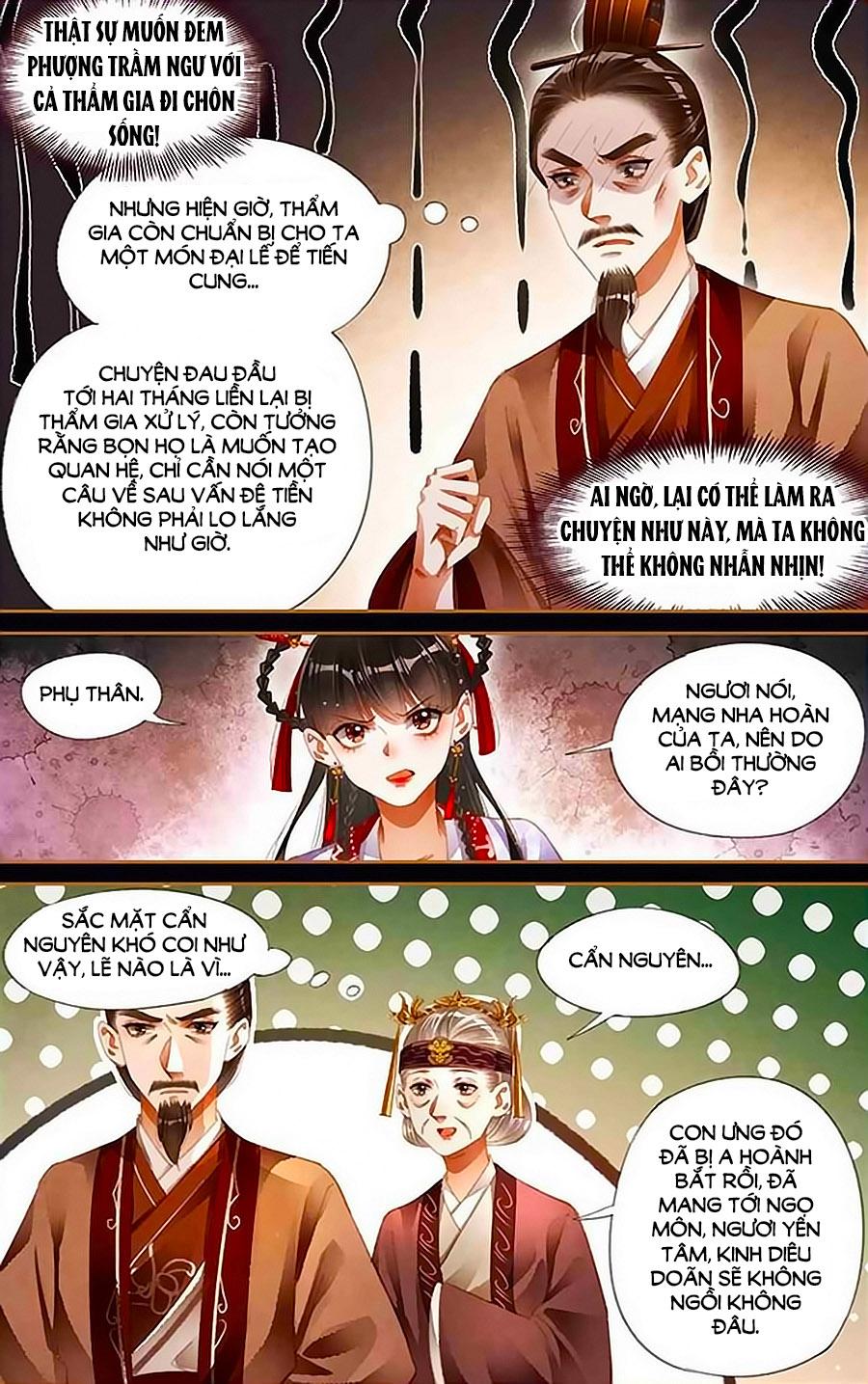 Thần Y Đích Nữ chap 181 - Trang 7