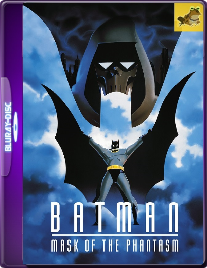 Batman: La Máscara Del Fantasma (1993) Brrip 1080p (60 FPS) Latino / Inglés
